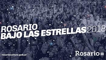 Un clásico de verano: comienza Rosario bajo las estrellas