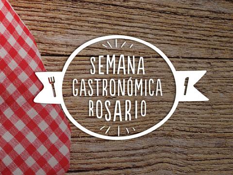 Se acerca la octava edición de la Semana Gastronómica Rosario