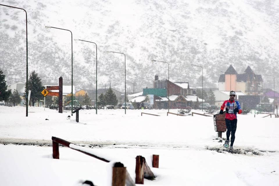 Bajo una intensa nevada se llevó a cabo una nueva edición de Copahue Extremo 5 OCTUBRE, 2018