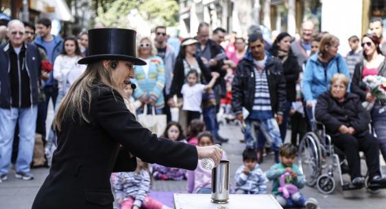 Desde el viernes 5 al domingo 7 de octubre Llega una nueva edición del Festival de Magia Rosario