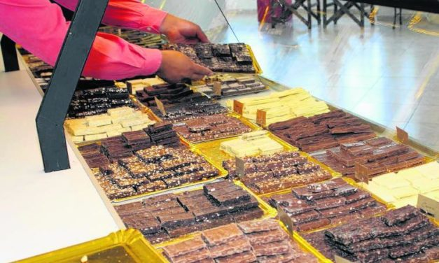 CHOCOLATES Y DULCES, MARCA REGISTRADA DE EL BOLSÓN