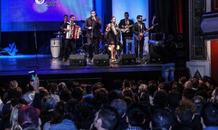 La música local tuvo su noche de gala con la entrega de los Premios Rosario Edita