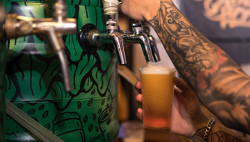 Con alma de cerveza artesanal