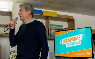 """VILLA GESELL: EXITOSA PRESENTACIÓN DEL PROGRAMA TURÍSTICO """"ESCAPADAS SOÑADAS"""""""