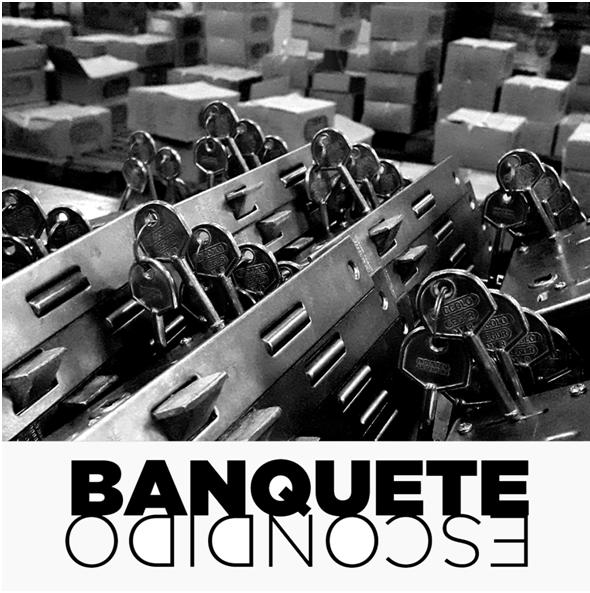 BANQUETE ESCONDIDO. ..SE DEVELA EL MISTERIO!