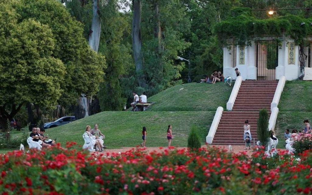 Parque Explorado: la app Rosario Turismo suma un nuevo circuito