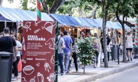 Llega la Feria Artesanal Navideña a Plaza Pringles