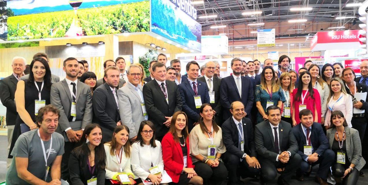 """Feria de Turismo """"Vitrina Turística ANATO 2020"""" EXITOSA PROMOCIÓN ARGENTINA EN COLOMBIA"""