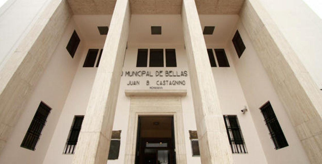 Castagnino + Macro: Museo cerrado pero en linea