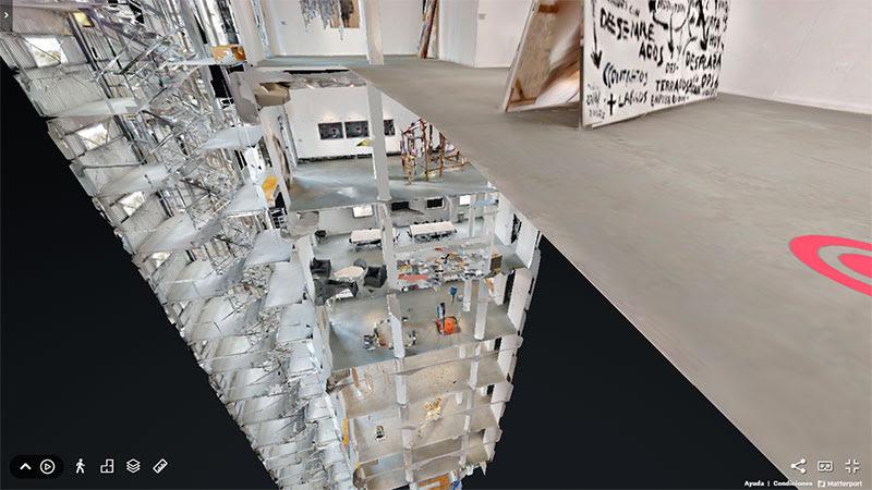 Recorrido virtual por el Museo de Arte Contemporáneo de Rosario