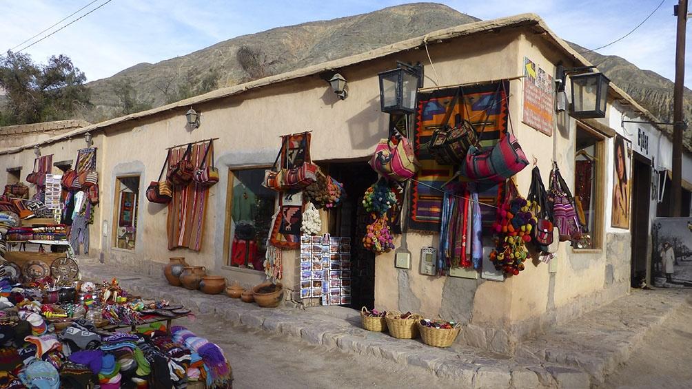 Purmamarca crea un mercado de productos turísticos online