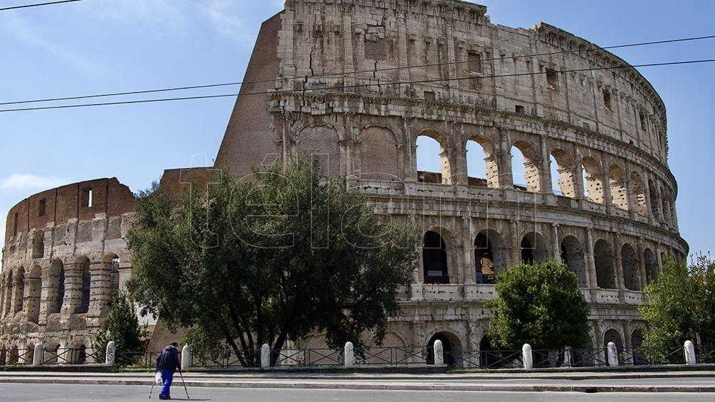 Con la reapertura del Coliseo, Italia da otro paso hacia la nueva normalidad