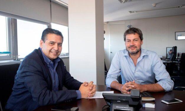 LA CAT JUNTO AL MINISTERIO DE TURISMO Y DEPORTES ANALIZARON EL PROYECTO DE LEY