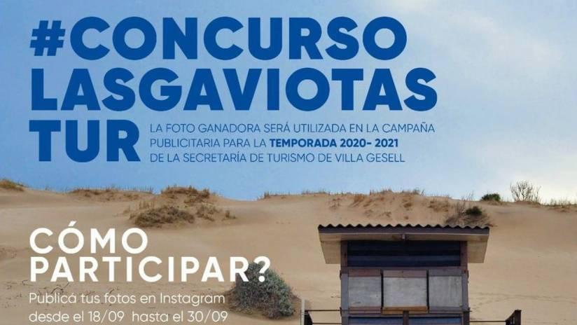 """Concurso Fotografico: """"DESCUBRÍ LAS GAVIOTAS"""""""
