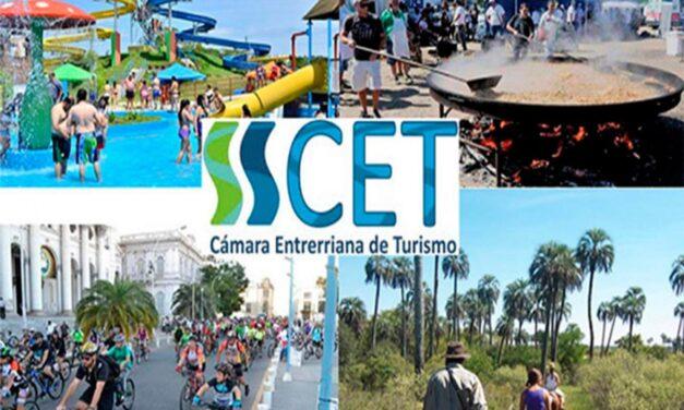 La Cámara Entrerriana de Turismo apuesta a la reactivación del sector