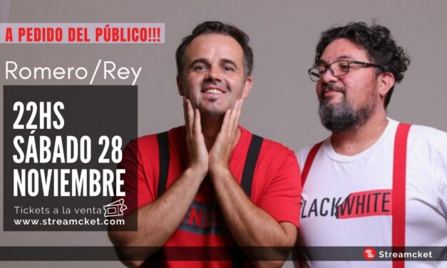 Romero Rey, una propuesta de música variada en formato «Ond Demand»