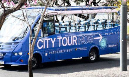 Se presentó el bus turístico en Rosario :»City Tour Rosario»