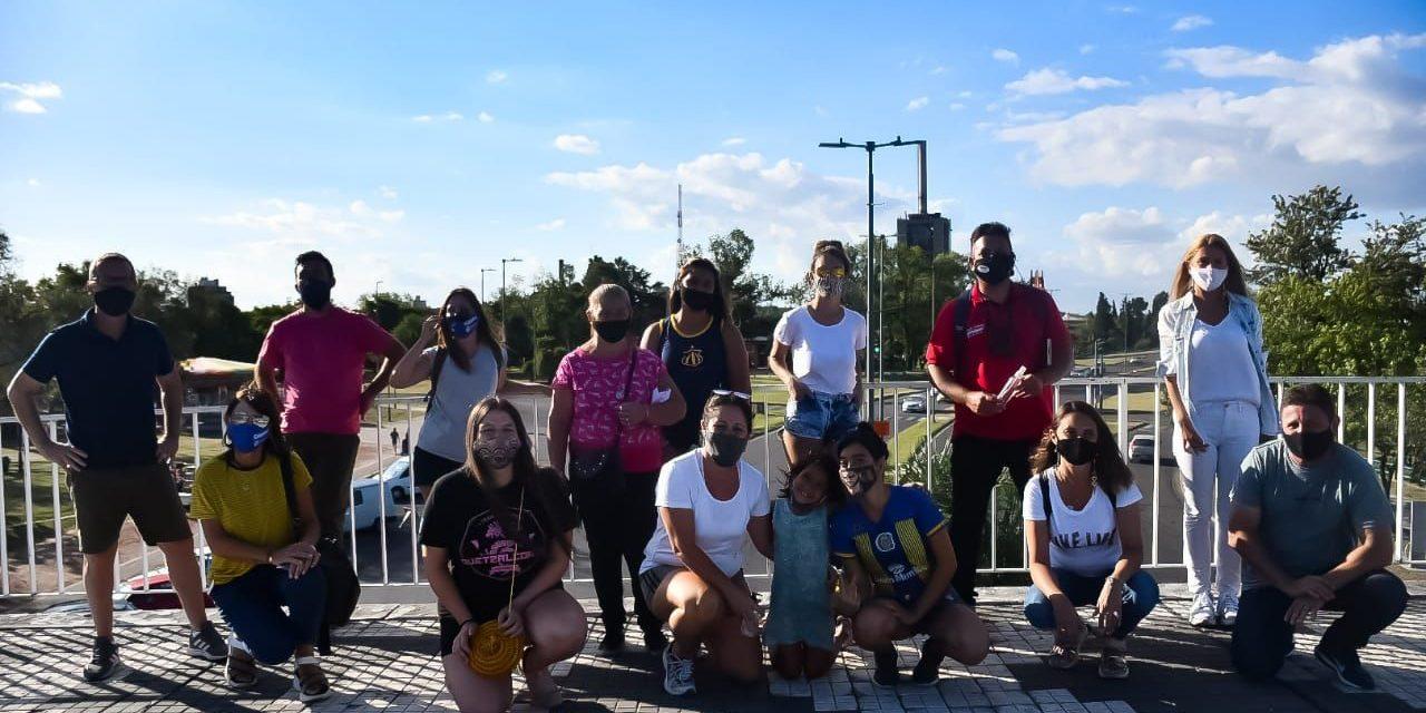 Comenzaron los recorridos PRESENCIALES de «Turista en mi ciudad»