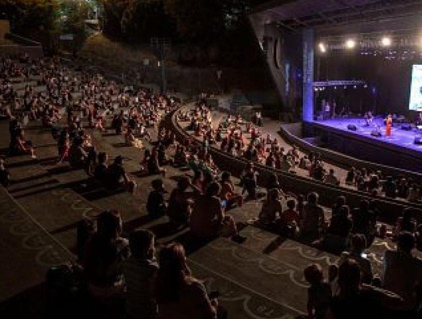 Agitadoras en el Anfi: un festival de música con mujeres de todos los tiempos