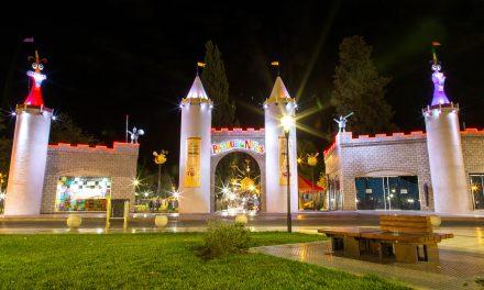 San rafael y su innovador parque de los niños