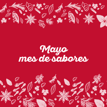 Rosario presenta «mayo mes de sabores»