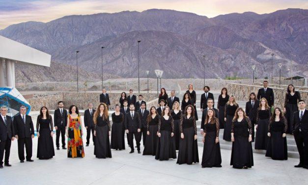 Coros del mundo se unen en un festival virtual en la provincia de san juan