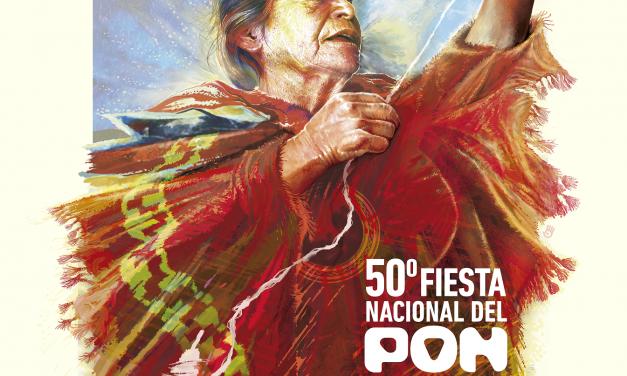 la 50º Fiesta del Poncho será del 25 al 31 de julio en formato virtual