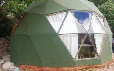 Glamping: el nuevo turismo sustentable furor en malargüe