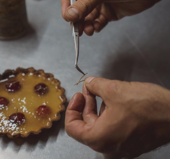 Un chef de lago puelo nos adelanta platos exclusivos de enbhiga 2021